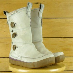 Merrell Tempest Winter Boots in Silver Birch